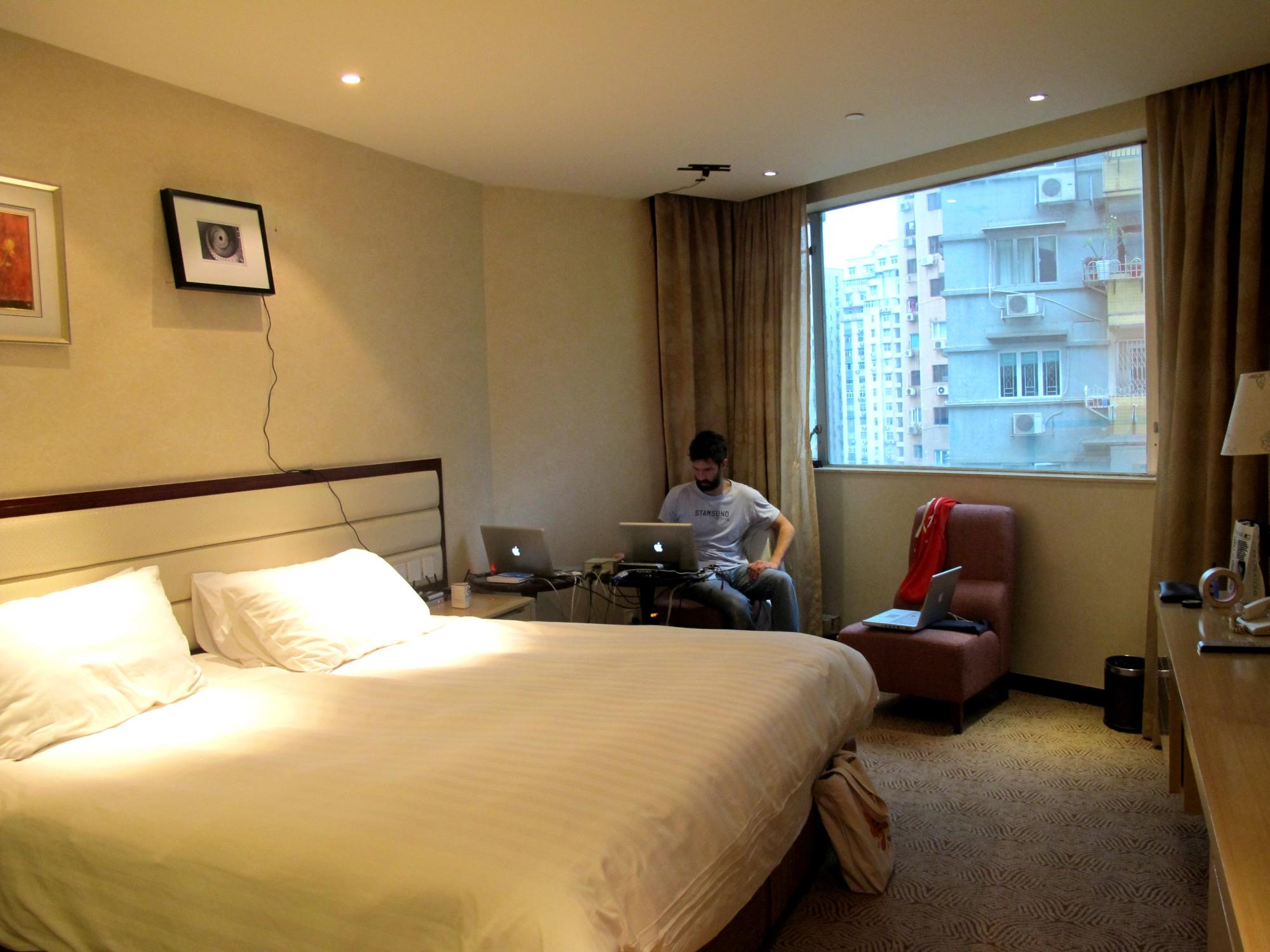 Field Works Hotel - Macau2