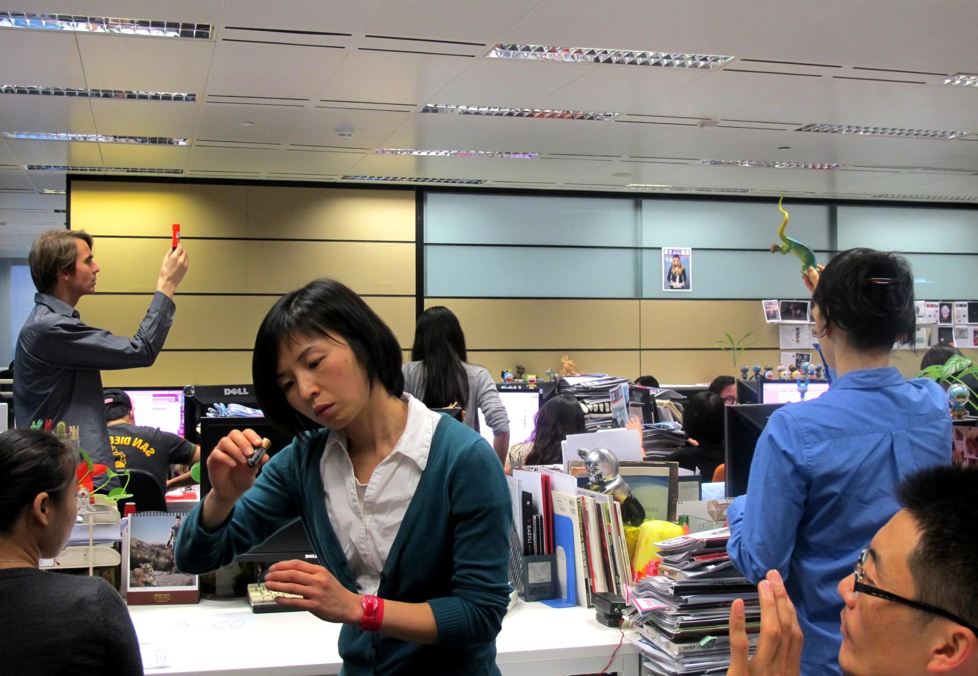 Field Works Office - Guangzhou1