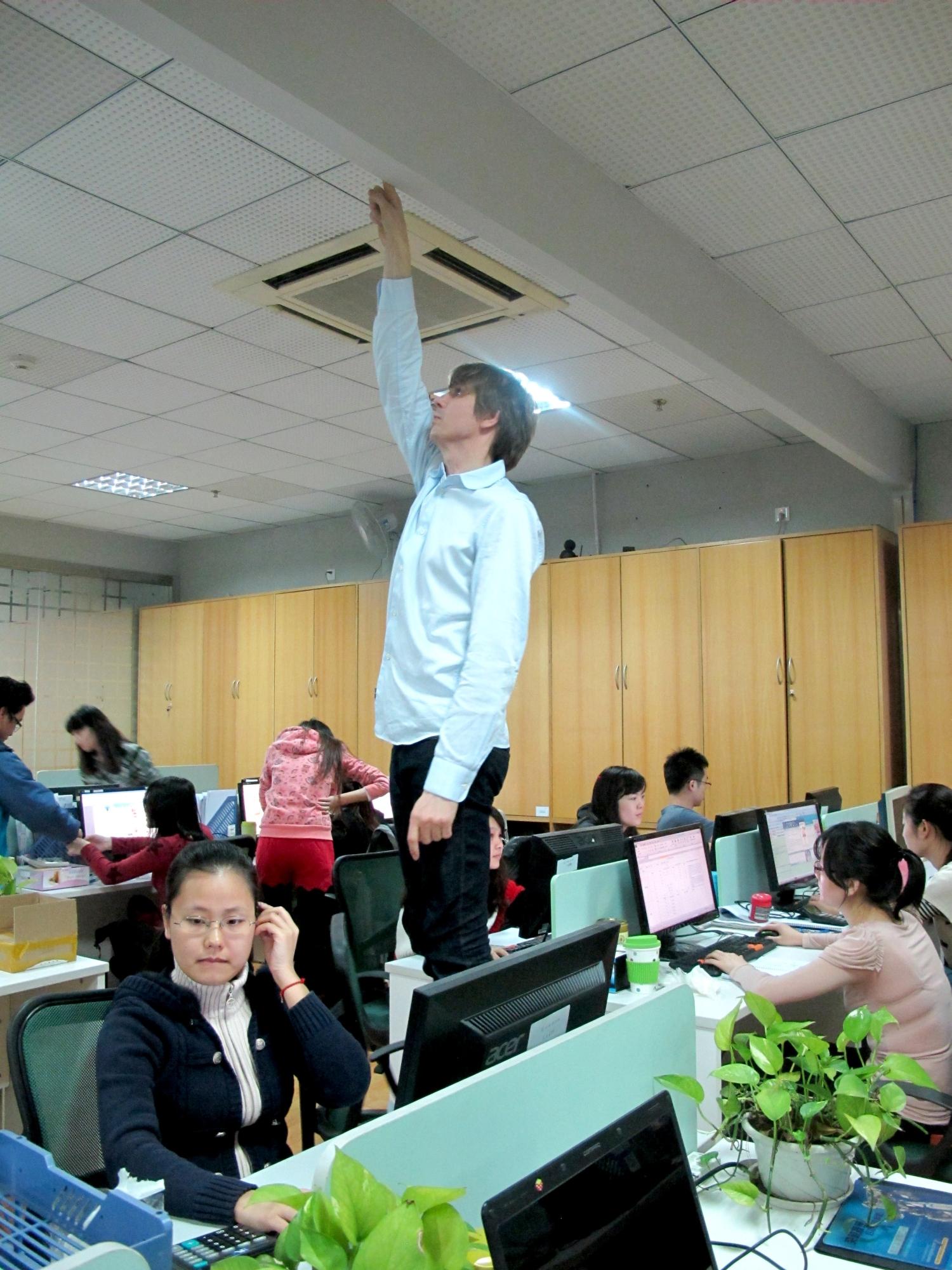 Field Works Office - Shenzhen LOFTK 1
